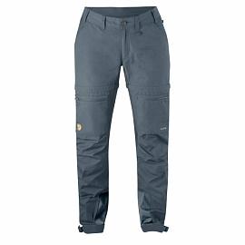 피엘라벤 우먼 아비스코 라이트 트레킹 짚-오프 트라우저 레귤러 Abisko Lite Trekking Zip-off Trousers W(R) (89835)