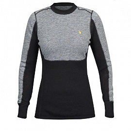 피엘라벤 우먼 베르그타겐 울메쉬 스웨터 Bergtagen Woolmesh Sweater W (89870)