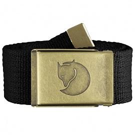 피엘라벤 캔버스 브라스 벨트 Canvas Brass Belt 4cm (77297)