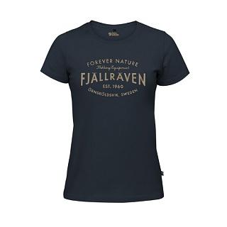피엘라벤 우먼 1960 반팔 티셔츠 Fjallraven Est. 1960 T-Shirt W (89979)