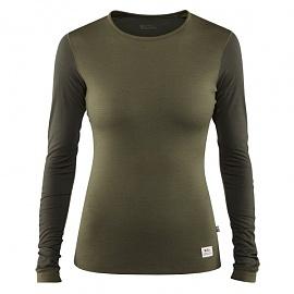 피엘라벤 우먼 켑 울 티셔츠 LS Keb Wool T-shirt LS W (89753)