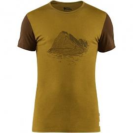 피엘라벤 켑 울 반팔 티셔츠 프린트 Keb Wool T-Shirt Print M (81874)