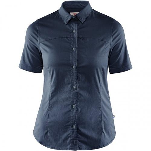 피엘라벤 우먼 하이코스트 스트레치 반팔 셔츠 High Coast Stretch Shirt SS W (89846)