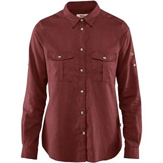 피엘라벤 우먼 오빅 트래블 셔츠 Ovik Travel Shirt LS W (89843)