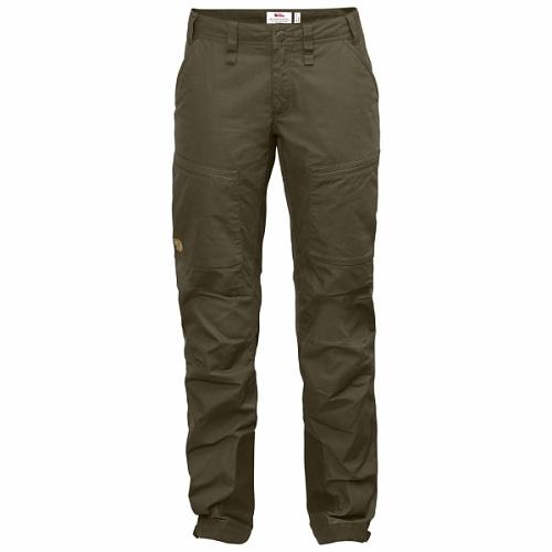 피엘라벤 우먼 아비스코 라이트 트레킹 트라우저 숏 Abisko Lite Trekking Trousers W(S) (89583S)