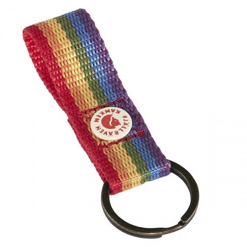 피엘라벤 칸켄 레인보우 키링 Kanken Rainbow Keyring (23622)