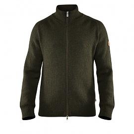 피엘라벤 그린란드 리울 가디건 Greenland Re-Wool Cardigan M (87226)