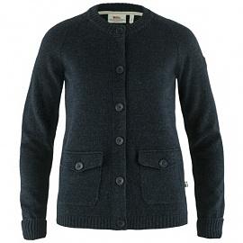 피엘라벤 우먼 그린란드 리울 가디건 Greenland Re-Wool Cardigan W (89748)