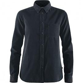 피엘라벤 우먼 오빅 코드 셔츠 Ovik Cord Shirt W (89830)
