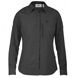 피엘라벤 우먼 아비스코 하이크 긴팔 셔츠 Abisko Hike Shirt LS W (89599)