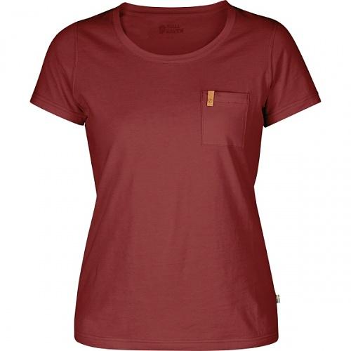 피엘라벤 우먼 오빅 반팔 티셔츠 Ovik T-Shirt W (89499)
