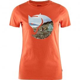 피엘라벤 우먼 가드가우레 78 티셔츠 Gadgaureh 78 T-Shirt W (83515)