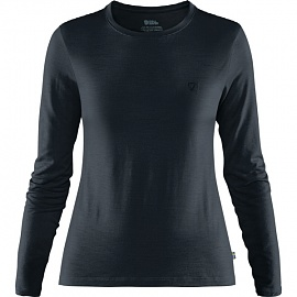 피엘라벤 우먼 아비스코 울 긴팔 티셔츠 Abisko Wool LS W (84102)
