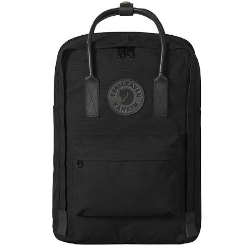 피엘라벤 칸켄 No.2 랩탑 15 블랙 Kanken No.2 Laptop 15 Black (23568)