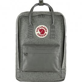 피엘라벤 칸켄 리울 랩탑 15 Kanken Re-Wool Laptop 15 (23328) - Granite Grey