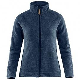 피엘라벤 우먼 오빅 플리스 짚 스웨터 Ovik Fleece Zip Sweater W (83520)