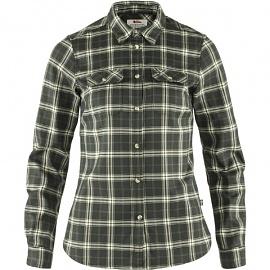 피엘라벤 우먼 피엘그림 스트레치 긴팔 셔츠 Fjallglim Stretch Shirt LS W (89901)