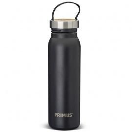 프리머스 클룬켄 스테인레스 병 Klunken Bottle 0.7L (741910) - Black