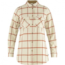 피엘라벤 우먼 오빅 트윌 셔츠 Ovik Twill Shirt LS W (84134)