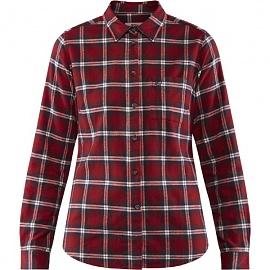 피엘라벤 우먼 오빅 플란넬 셔츠 Ovik Flannel Shirt W (89833)